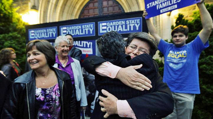 Gay Marriage NJ