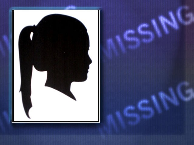 generic Missing Girl