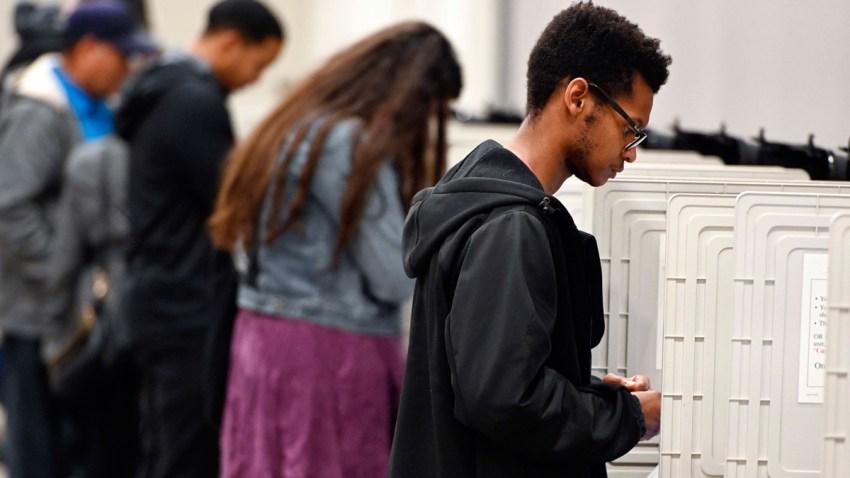 Voting Machines Georgia