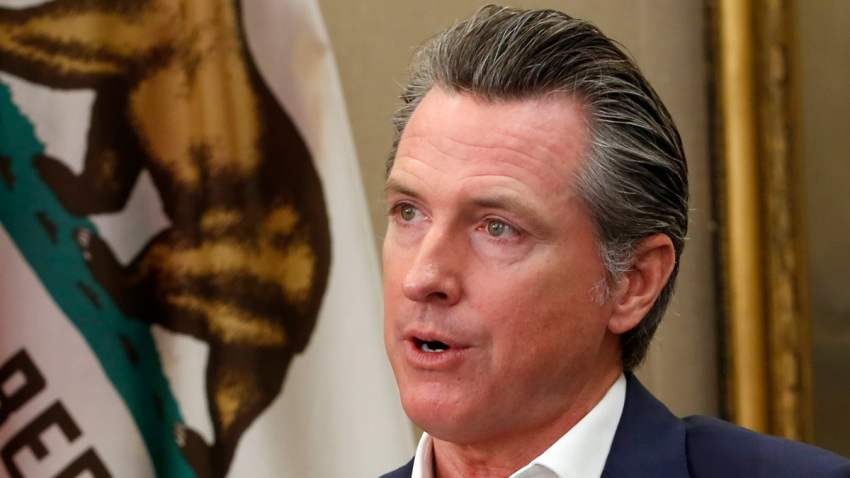 California Governor Pardons