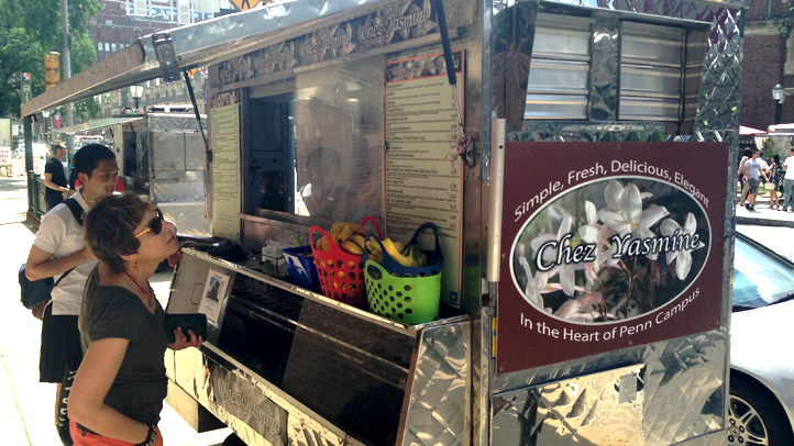 healhty food trucks