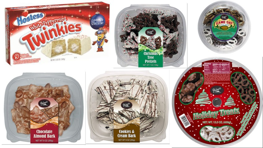 holiday sweets recall