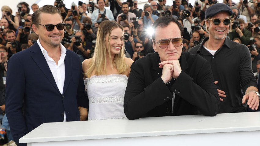 APTOPIX France Cannes 2019 Once Upon a Time in Hollywood Photo C
