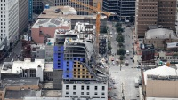 Body Removed Months After Hotel Collapsed Under Construction