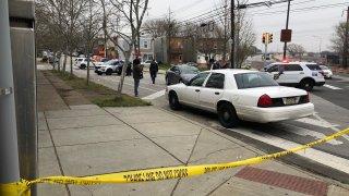 Paschall Avenue Shooting