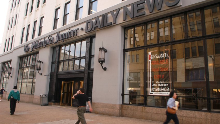 Inquirer/Daily News Parent Files for Bankruptcy