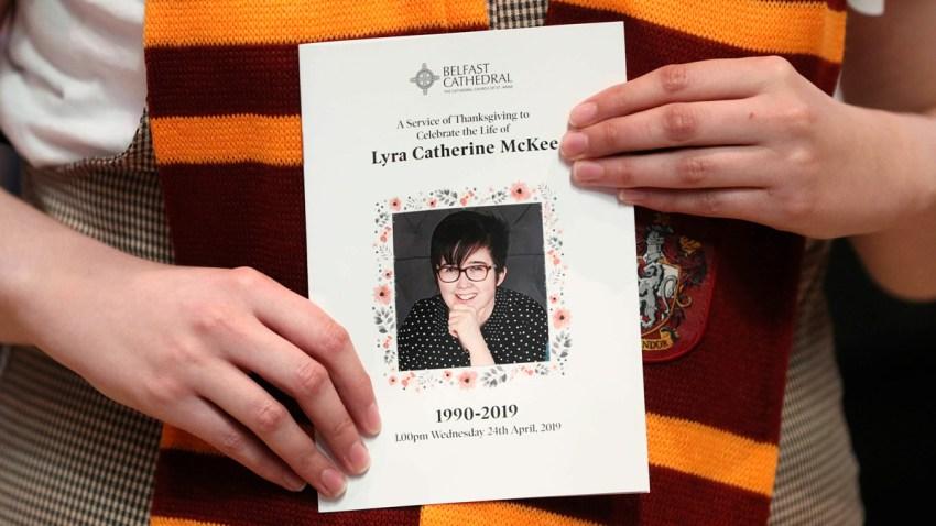 Northern Ireland Journalist Killed