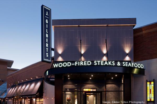 j gilberts steak house