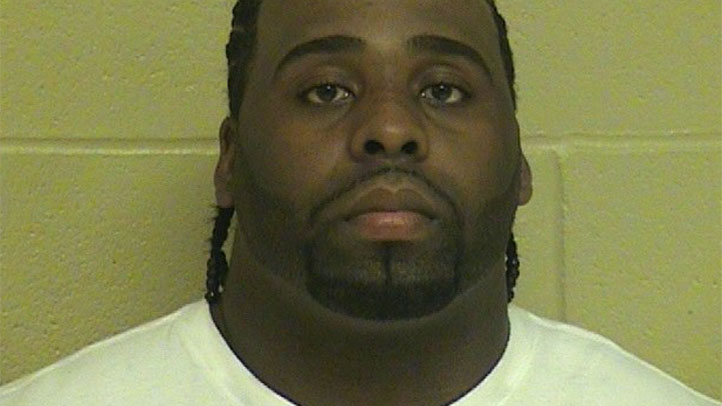 Jason Peters Booking Photo
