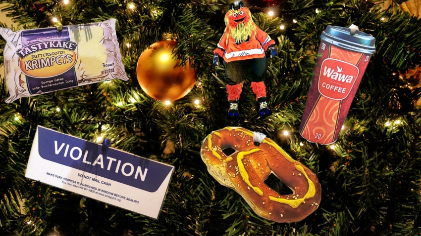 [CSNPhilly] 'Tis the season for ... Jawnaments? Jawnaments!