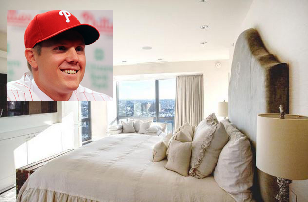 jon papelbon bedroom