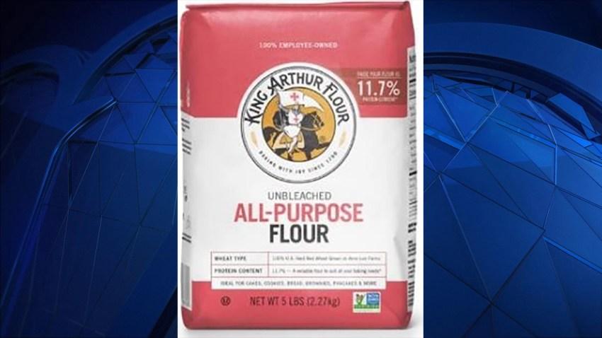 king arthur flour recalled