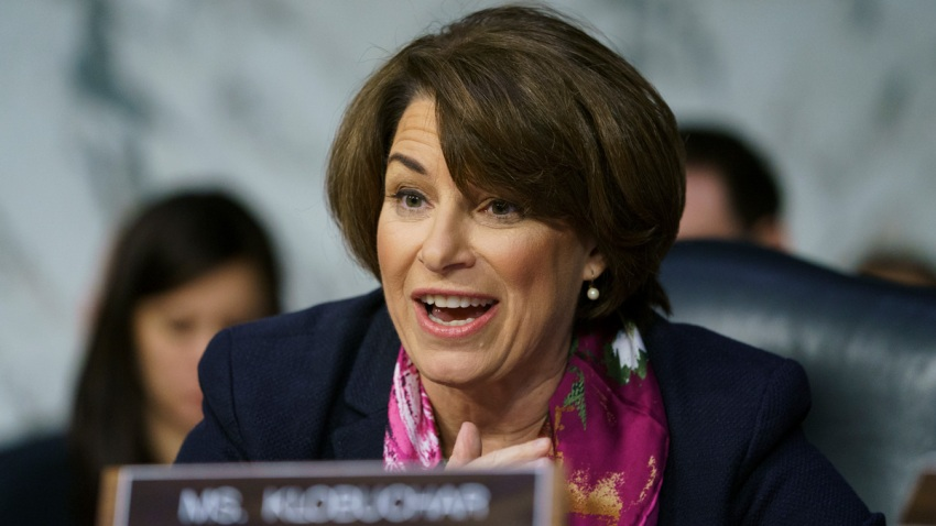 Election 2020 Klobuchar