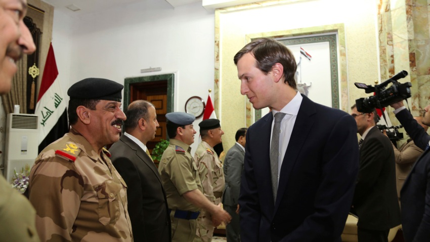 Kushner Iraq