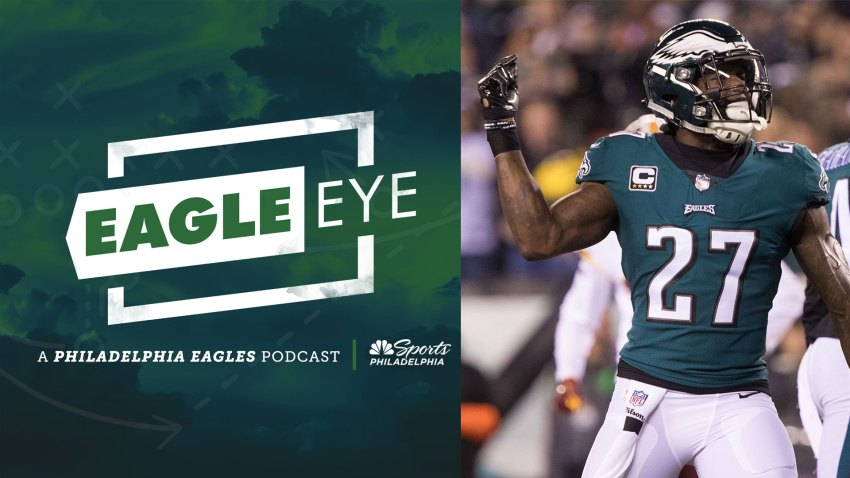 [CSNPhily] Eagle Eye Podcast: Has Malcolm Jenkins outplayed his contract?