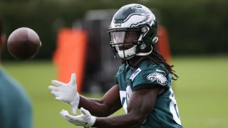 [CSNPhily] Eagles sign training camp standout receiver Marken Michel to practice squad