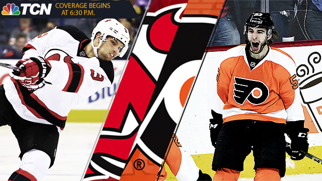 [CSNPhilly] Flyers-Devils 5 things: Dire need to figure out New Jersey