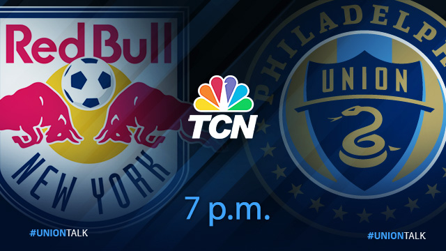 [CSNPhily] Union-Red Bulls 5 Things: Aiming for 1st win of season vs. rival Red Bulls
