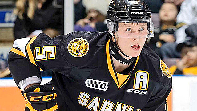 [CSNPhily] 2016 NHL draft position preview: defenseman