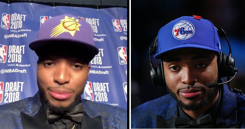 [CSNPhily] The Sixers and the Suns trade ... barbs on Twitter