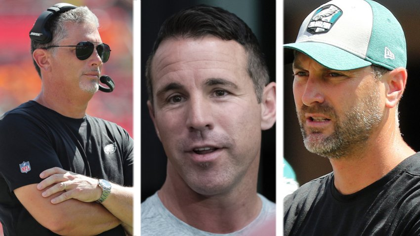 [CSNPhily] Which Eagles coaches are on the hot seat down the stretch?