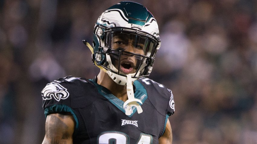 [CSNPhily] The Giants targeted Eagles CB Jalen Mills a historic amount