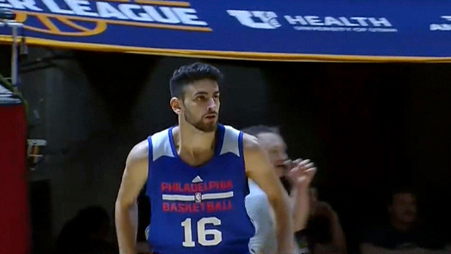 [CSNPhily] 5 observations from Sixers' win over Spurs in Utah Jazz Summer League