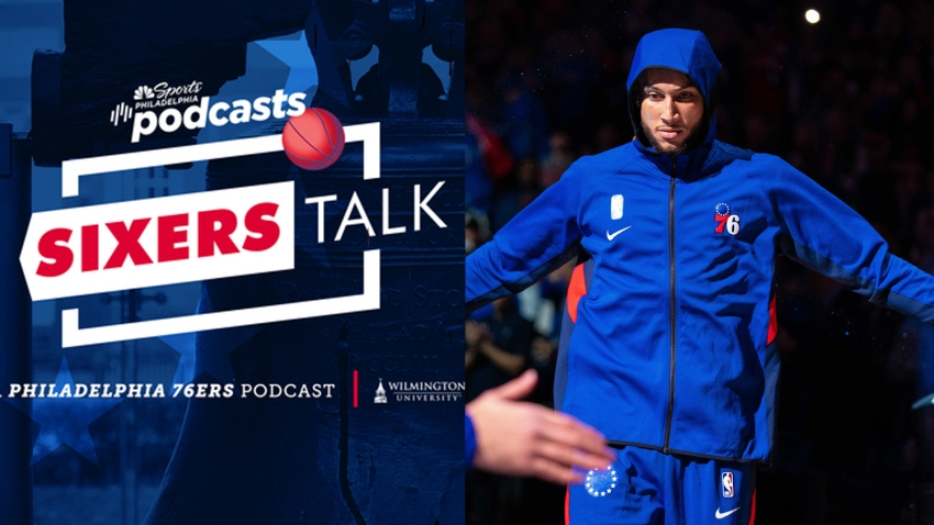 [CSNPhily] Sixers Talk podcast: Reacting to Ben Simmons' injury