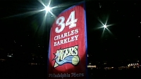 Remembering the Emotional Night When Sixers Retired Charles Barkley's Jersey