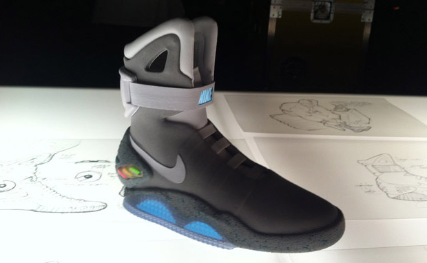 Nike Back to the Future