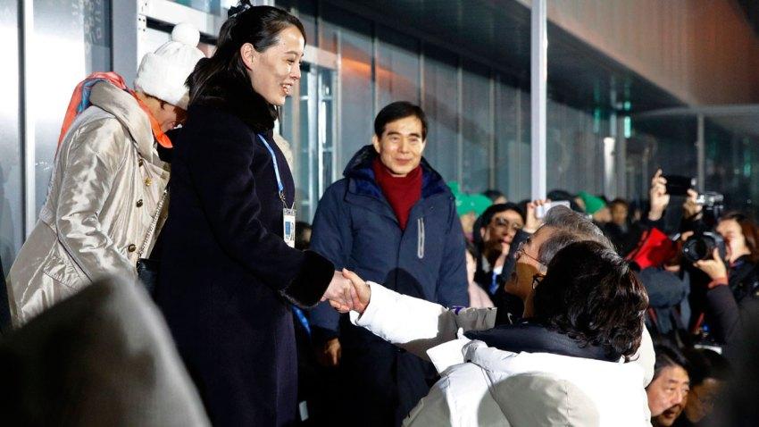 APTOPIX Pyeongchang Olympics Opening Ceremony