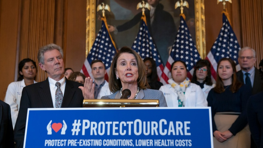 Trump Health Care Lawsuits