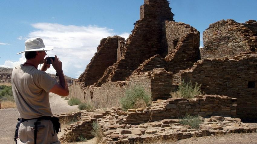 Chaco Canyon Drilling