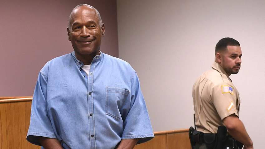 'Very Simple Pleasures': OJ Simpson to Eat Steak, Get iPhone After Release, Lawyer Says