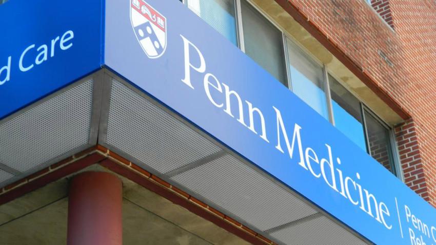 A banner depicting Penn Medicine.