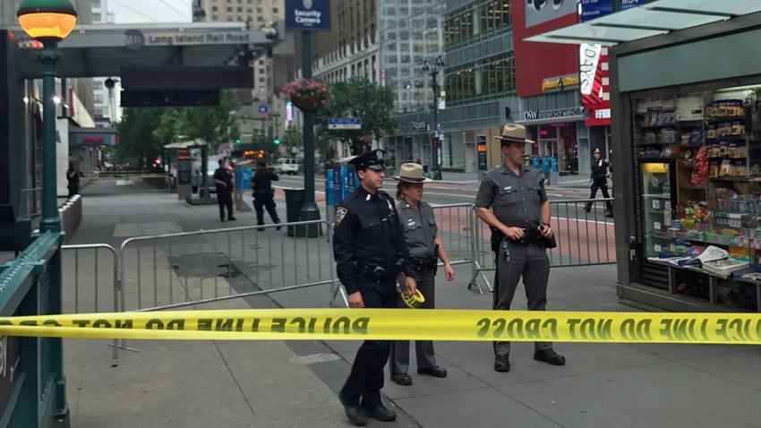 penn station police activity