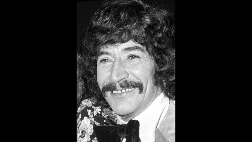 Britain Obit Peter Wyngarde