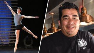 Pennsylvania Ballet Dancer and Chef Jose Garces