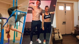 circus class, unite fitness, mansion