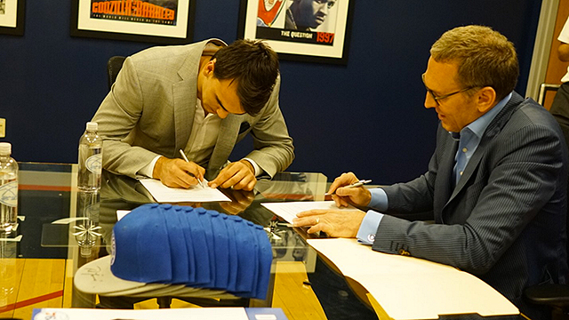 [CSNPhily] It's official: Sixers sign Dario Saric