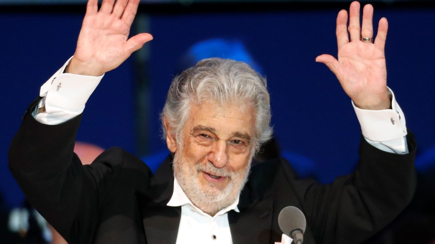 Europe Placido Domingo