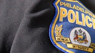 Philadelphia Police Shield Badge