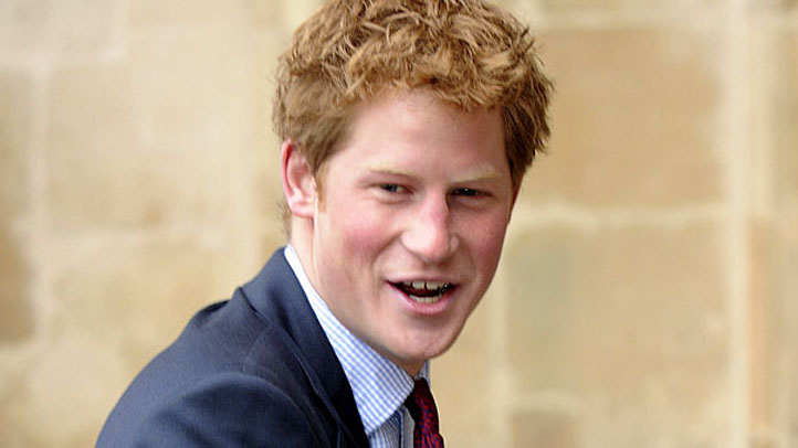 Prince Harry Vegas Pictures Inspires Global Naked Salutes