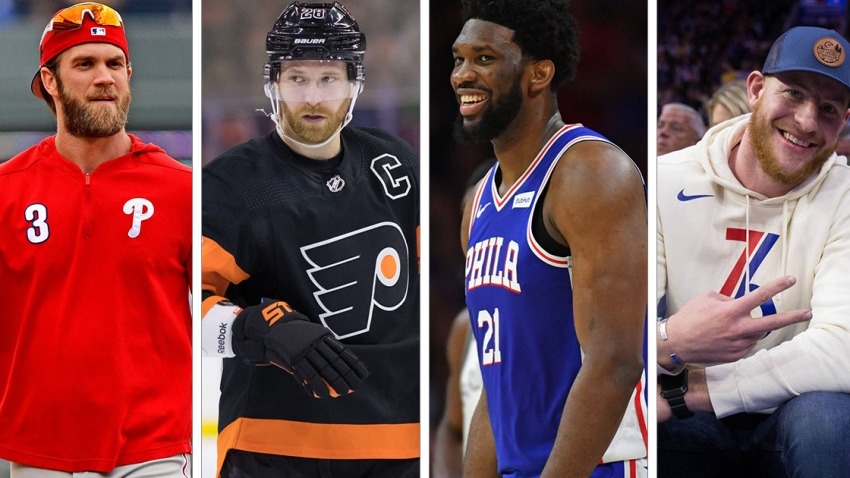 [CSNPhily] Take the quiz: Which current Philadelphia athlete are you?