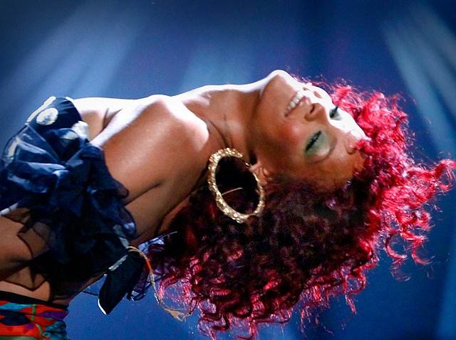Rihanna AMA