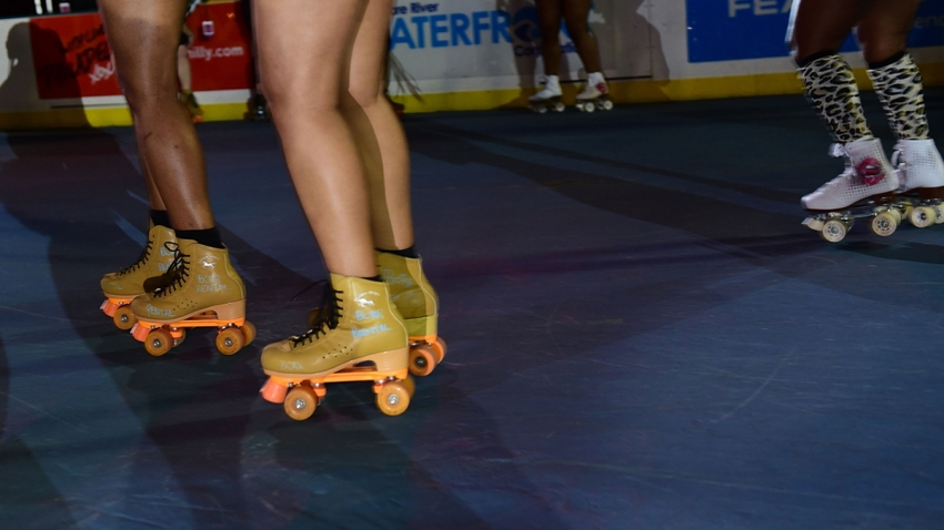roller rink generic