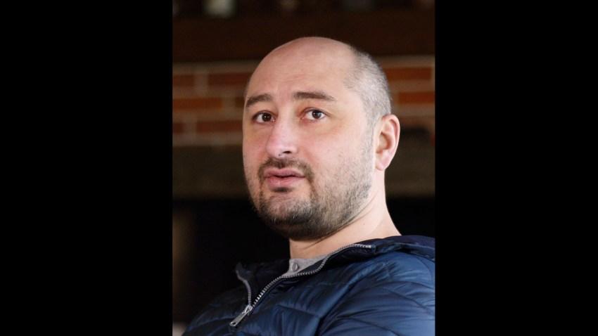 Ukraine Jornalist Killed