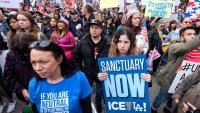 Justice Department Asks Supreme Court to Dismiss 'Sanctuary City' Immigration Suits