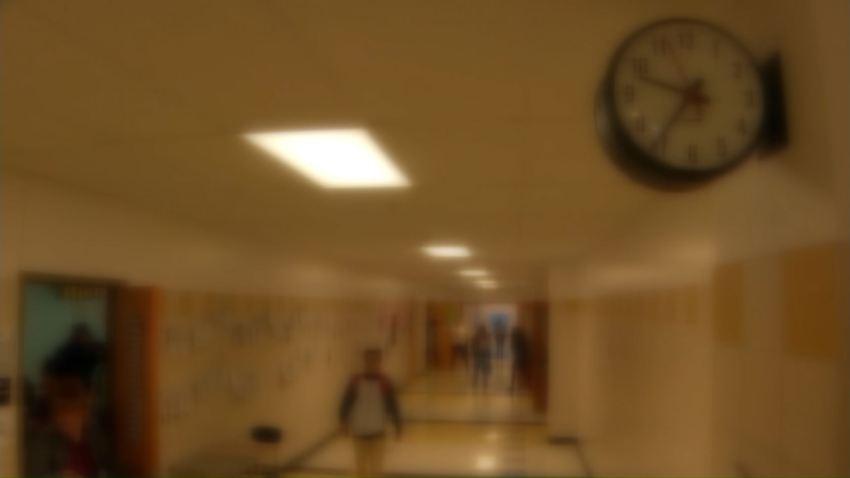 school hallway generic
