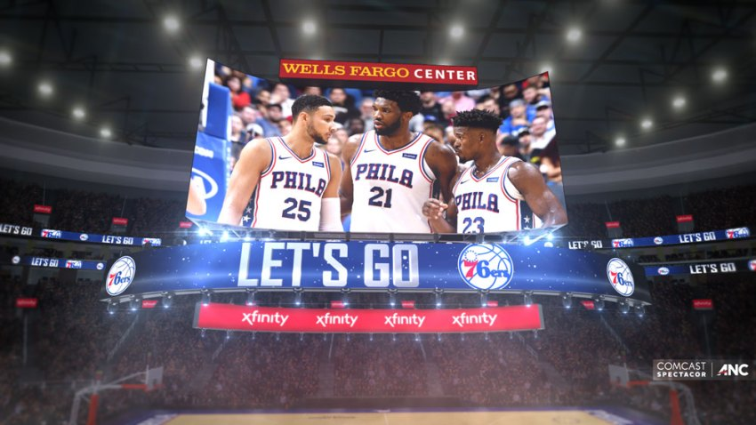 [CSNPhily] Wells Fargo Center to get giant new transforming 4K scoreboard